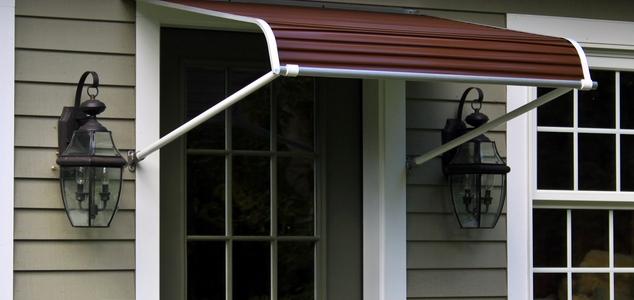 Aluminum Window Awnings Door Canopies